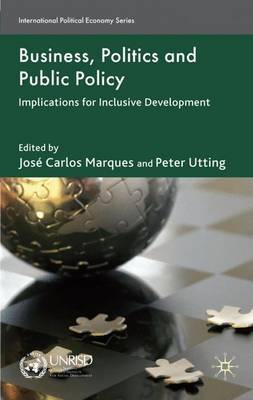 Business, Politics and Public Policy image