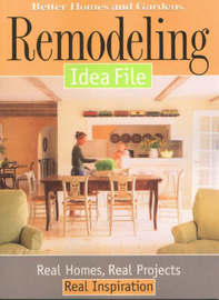 Remodeling Idea File by Better Homes & Gardens image