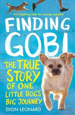 Finding Gobi (Younger Readers edition) by Dion Leonard image