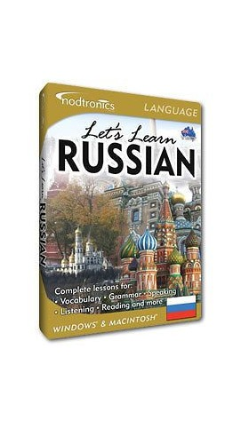 Let's Learn Russian for PC Games