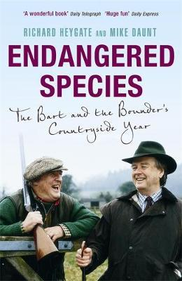 Endangered Species by Michael Daunt image