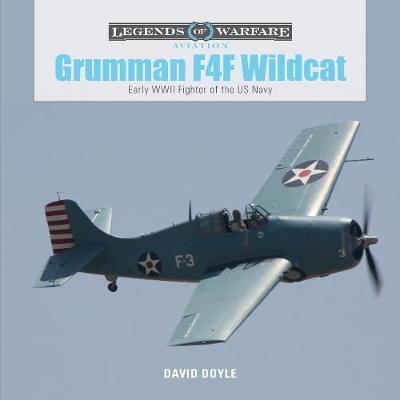 Grumman F4F Wildcat by David Doyle
