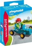 Playmobil: Special Plus - Boy with Go Kart