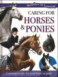 Wonders of Learning Caring for Horses and Ponies image
