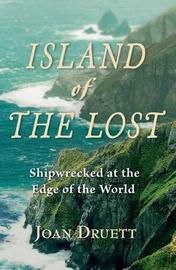 Island of the Lost by Joan Druett image