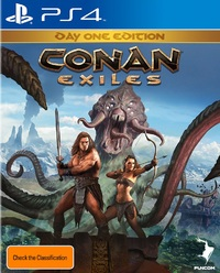 Conan Exiles Day One Edition for PS4