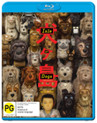 Isle Of Dogs on Blu-ray