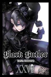 Black Butler, Vol. 27 by Yana Toboso
