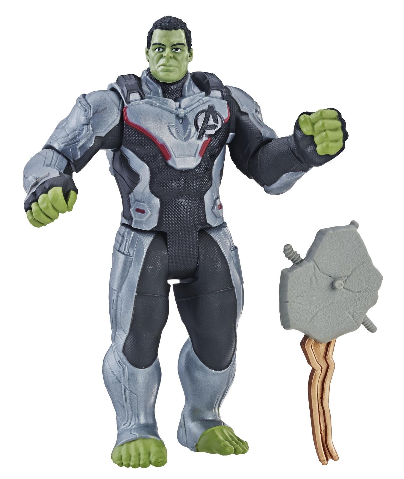 "Hulk - 6"" Deluxe Figure image"