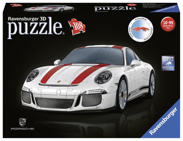 Ravensburger: 108 Piece 3D Puzzle - Porsche 911R