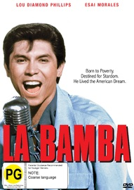 La Bamba on DVD