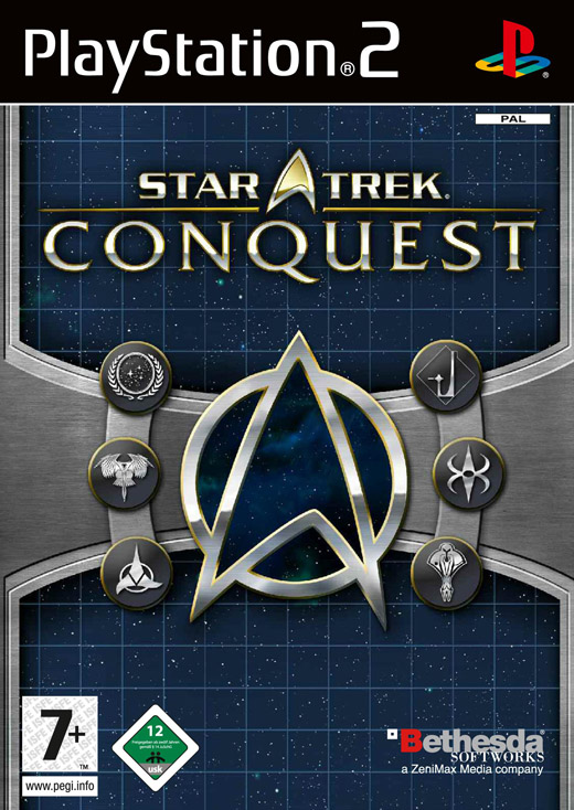 Star Trek: Conquest for PS2 image