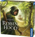 The Adventures of Robin Hood - Board Game