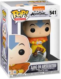 Avatar: Aang (on Air-Scooter) - Pop! Vinyl Figure