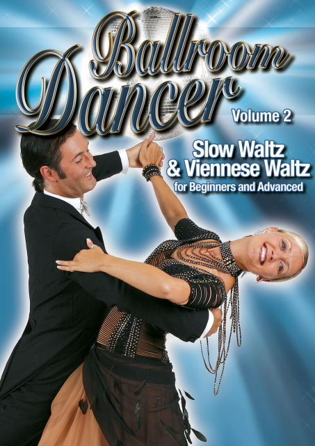 Ballroom Dancer - Vol. 2: Slow Waltz And Viennese Waltz on DVD