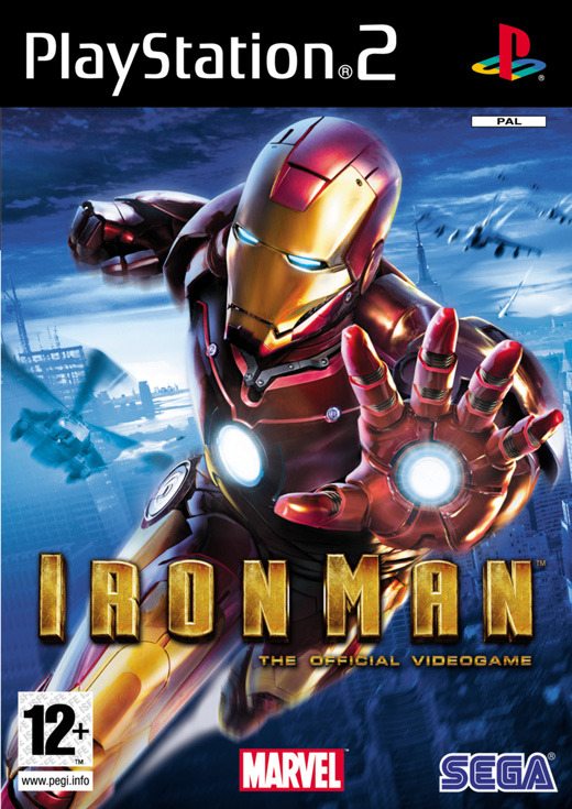 Iron Man for PlayStation 2