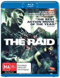The Raid on Blu-ray