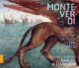 Monteverdi: Vespri solenni per la festa di San Marco by Various Artists