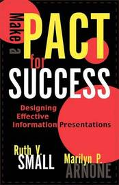 Make a PACT for Success by Ruth V Small image
