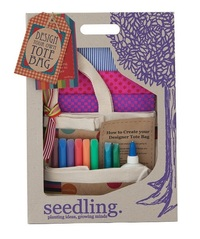 Seedling: Design your own Tote Bag
