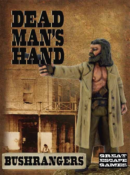 Dead Man's Hand Down Under Bushrangers Gang