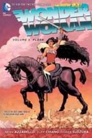 Wonder Woman Vol. 5 Flesh (The New 52) by Brian Azzarello
