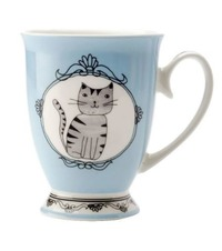 Maxwell & Williams: Purrfect Mug (Blue) image