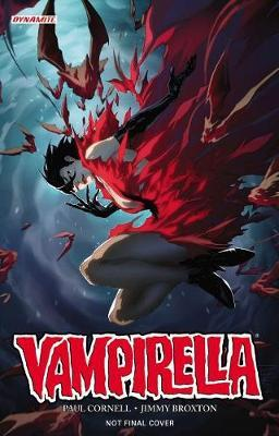 Vampirella Vol. 1: Forbidden Fruit by Paul Cornell image