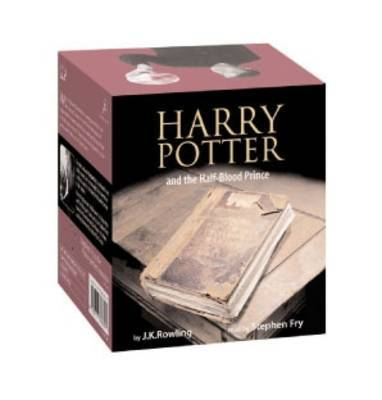 Harry Potter and the Half-blood Prince: Unabridged by J.K. Rowling image
