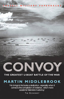 Convoy by Martin Middlebrook image