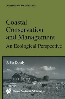 Coastal Conservation and Management by J.P. Doody image