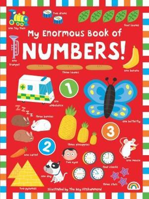 My Enormous Books of Numbers
