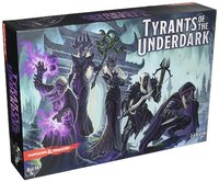 Dungeons & Dragons: Tyrants of the Underdark - Board Game