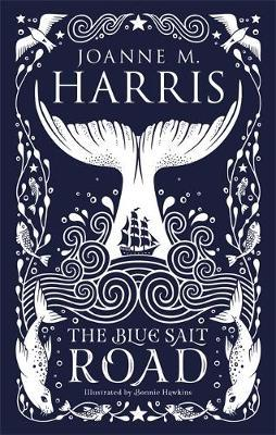 The Blue Salt Road by Joanne M Harris image