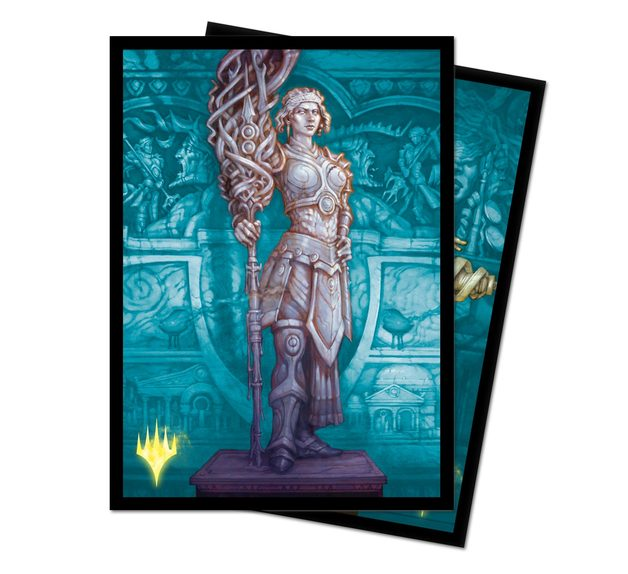 Ultra Pro: Magic The Gathering Deck Protector: Theros Beyond Death Alt Art Elspeth, Sun's Nemesis