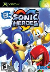 Sonic Heroes for