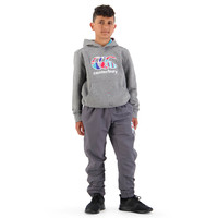 Canterbury: Boys Uglies Tapered Cuff Stadium Pant - Blackened Pearl (Size 12)