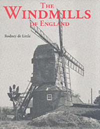 The Windmills of England by R.J.De Little image