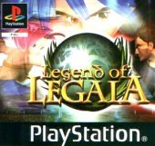 Legend of Legaia for
