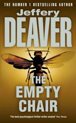 The Empty Chair (Lincoln Rhyme #3) by Jeffery Deaver image