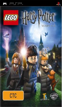 LEGO Harry Potter: Years 1-4 for PSP image