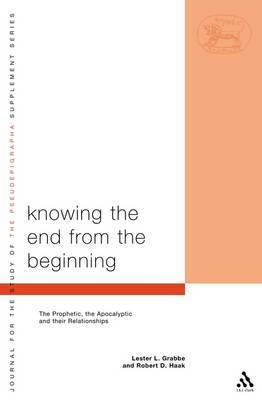 Knowing the End from the Beginning by Lester L Grabbe image