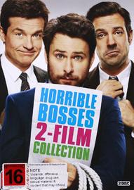 Horrible Bosses 1&2 DVD