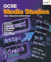 GCSE Media Studies by R. Harvey image