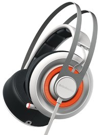 Steel Series Siberia 650 Gaming Headset - White for PC image