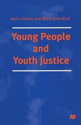 Young People and Youth Justice by Kevin Haines image