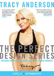Tracy Anderson: The Perfect Design Series - Level II Intermediate on DVD