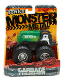 Tonka: Die-Cast Monster Truck (Garbage Crusher)