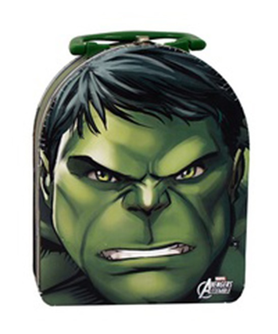 Marvel: The Hulk Arch Shape Tin Tote Lunchbox