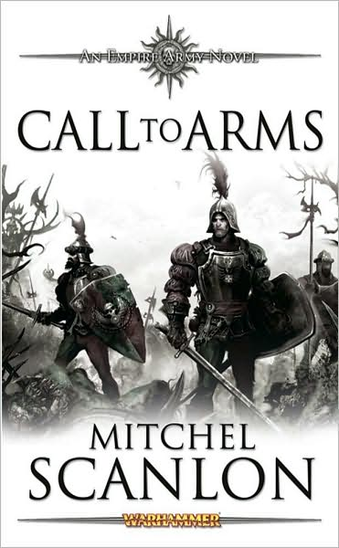 Warhammer: Call to Arms (Empire Army) by Mitchel Scanlon image